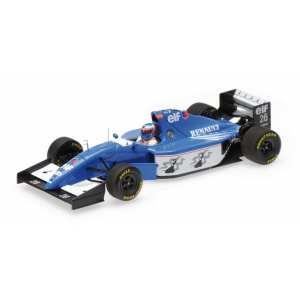 1/43 Ligier Renault JS39B Olivier Panis 1994